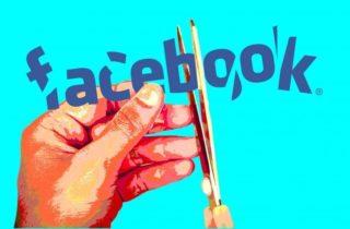 Romper Facebook