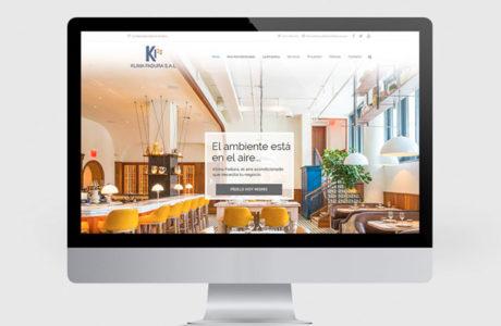 Diseño web corporativa Bilbao